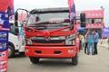 东风 凯普特K6 130马力 4X2 压缩式垃圾车(华通牌)(HCQ5075ZYSE6)