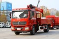 �汽重卡 德��L3000 �秃习� 350力 4X2 5.8米�S�吊(��六)(SX5189JSQLA511)