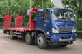 福田瑞沃 大金刚ES5 220马力 6X2 平板运输车(BJ5244TPBNPFB-01)