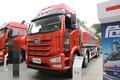 一汽解放 J6L中卡 320�R力 8X4 �\油�(�平�C器牌)(LPC5324GYYC6)