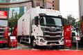 江淮 格尔发A5XⅢ重卡 270马力 6X2 7.8米冷藏车(HFC5251XLCP2K5D52S)