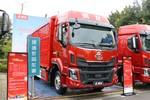 东风柳汽 乘龙H5中卡 260马力 4X2 6.8米仓栅式载货车(3.6T前桥)(LZ5183CCYH5AB)