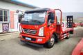 上汽跃进 开拓X500 140马力 4X2 平板运输车(8挡)(SH5042TPBKFDCWZ)