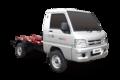 福田时代 驭菱VQ1 122马力 4X2 可卸式垃圾车(国六)(普罗科)(BJ5032ZXXE6-P1)
