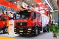 中��重汽 汕德卡SITRAK C5H 310�R力 4X2 泡沫消防�(��六)(SYM5190GXFPM45)