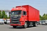 江淮 格尔发A5L中卡 220马力 4X2 6.8米厢式载货车(HFC5181XXYP3K2A50S2V)