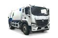 福田 欧航R系(欧马可S5) 230马力 4X2 压缩式垃圾车(国六)(BJ5182ZYSE6-H1)