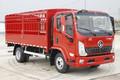 陕汽轻卡 德龙K5000 130马力 4.18米AMT自动挡单排仓栅式轻卡(国六)(YTQ5041CCYKH331)